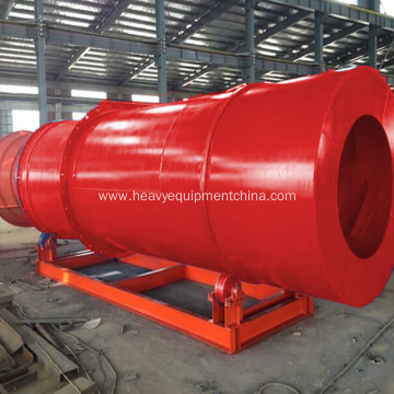 Rotary Drum Scrubber For Alluvial Gold Mining Plant