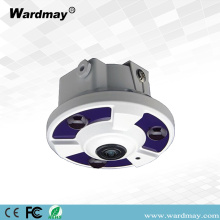360Degree H.264/H.265 3.0MP IR Dome Fisheye IP Camera