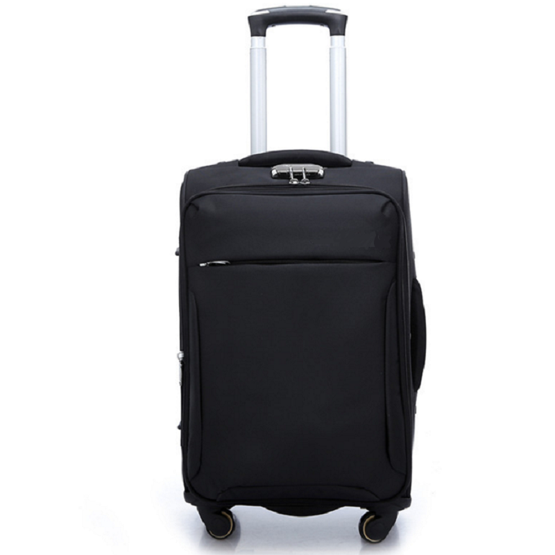 Black trolley bag