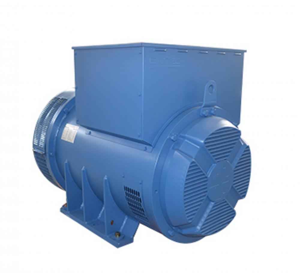Medium Speed Single Bearing Generator