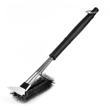 BBQ Cleaning Brush and Scraper