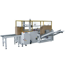 Semi Auto Carton Box Erector Machine