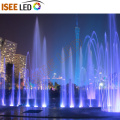 Color-changeable rgb underwater led light for fountains