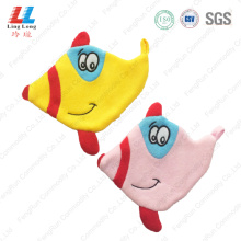 New style animal cute bath gloves