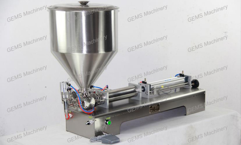 Hot Sauce Filling Machine