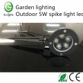 Garden lighting outdoor 5W spike light led