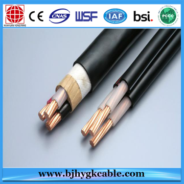 0.6/ 1kv XLPE Insulated Electric Cable