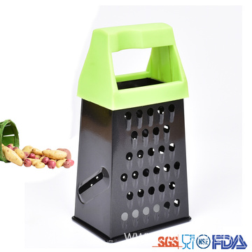 multi functional grater vegetable grater with plastic handle