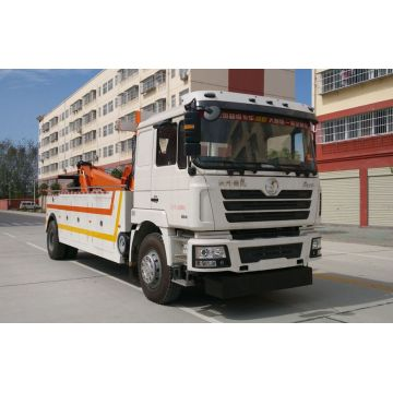 Brand New SHACMAN 30tons Construction Site Towing Vehicles