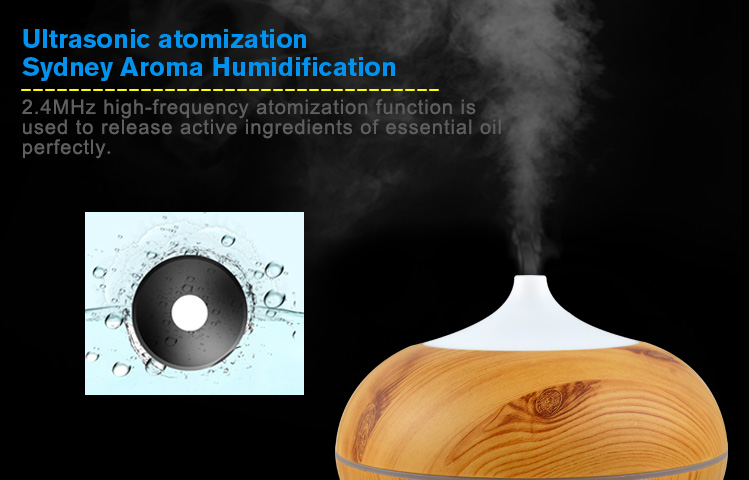 Amazon Ultrasonic Essential Oil Diffuser