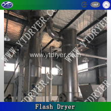 Flash dryer for pigment and dye