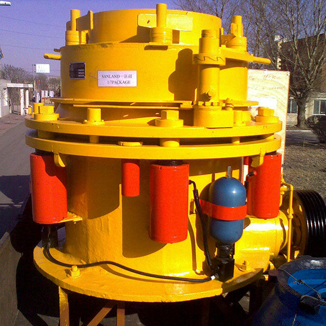 Cone Crusher Maintenance