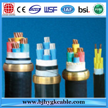 0.6/1kv XLPE Insulated Low-Voltage Electric Cable