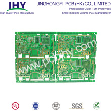 6 Layer Quick Turn PCB Prototype Manufacturing Services