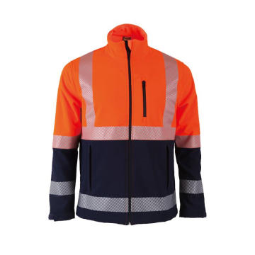 Reflekterande Outerwear Jacket Safety Wear