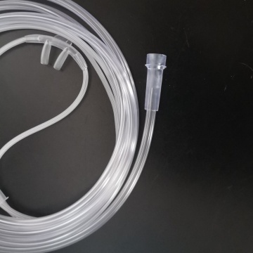 Single Use Disposable PVC Nasal Oxygen Cannula
