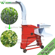 Weiwei animal feed chopper silage straw cutting machine