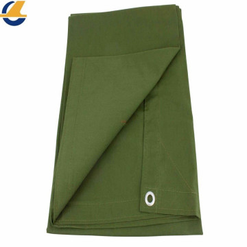 Outdoor Heavy Duty Canvas Polyester Tarps