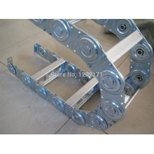 OEM custom made Steel Cable Carrier Chain