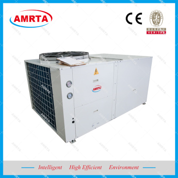 Low Temperature Rooftop Air Conditioner with Economizer