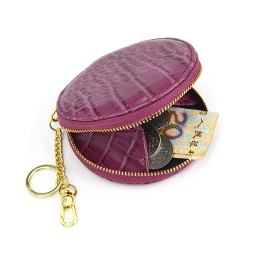 2019 Wholesale New Style Pu Leather Coin Purse