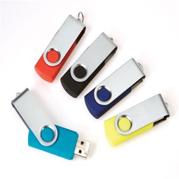 8GB Rotating Thumbdrive Twister Usb Flash Drive