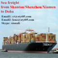 Shantou To Doha Shipping Timetable