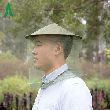 Outdoor Anti-mosquito Face Protect Mosquito Head Nets