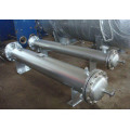 Stainless steel 304 shell and tube heat exchanger