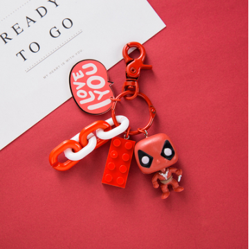 Avengers Marvel Keychain Accessories