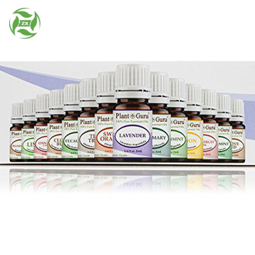 Hot sale essential oil set for relaxing moisturizing