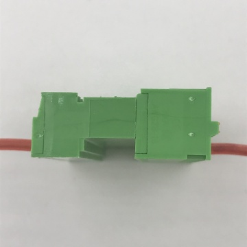12pin spring plug-in terminal block male to female