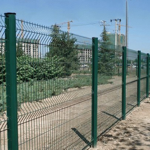 galvanized metal wire mesh fence