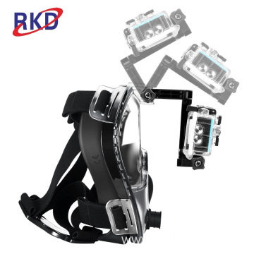 RKD safety underwater anti-fog scuba diving mask