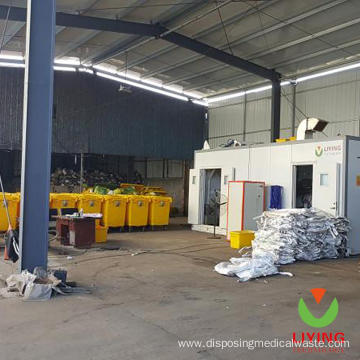Infectious Waste Management Equipment