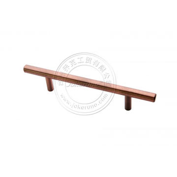 10mm solid T bar steel handle