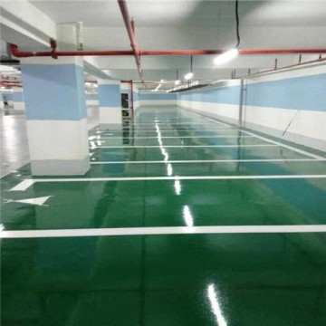 Epoxy Car Parking Floor