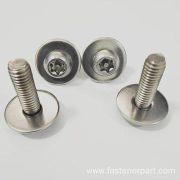 Drill Bolt And Anti Loosening Combination Screw
