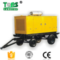 open silent perkins engine 150kva diesel generator set