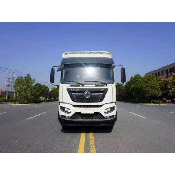 Dongfeng 3 axis refrigerator trucks cold storage truck on sale