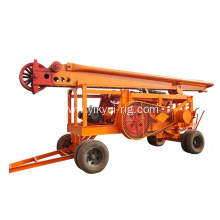 Diameter 2100-2500mm Cable Percussion Drilling Rig