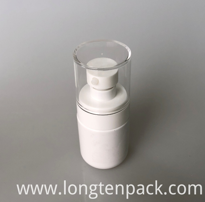 LTP8031 PET bottle with lotion pump