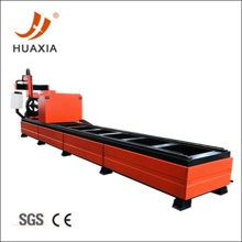 CNC plasma cutter for metal pipe and tube