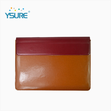 Ysure 360 Protective Sleeve Pu Leather Laptop Bag