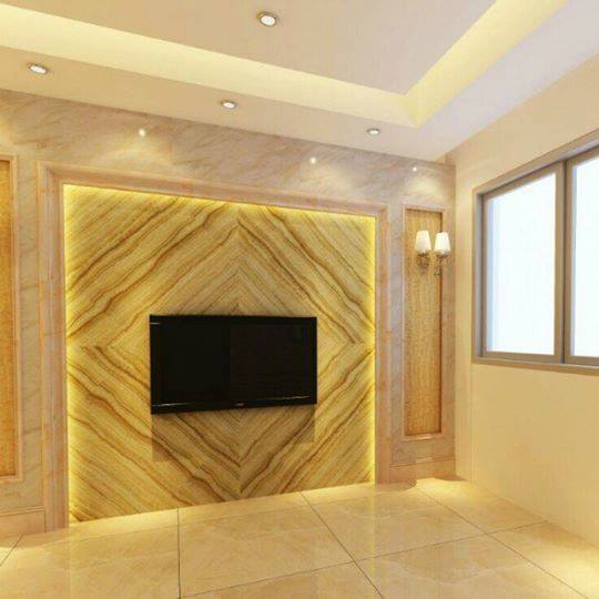 Faux Stone Wall Panels and PVC Marble Sheet