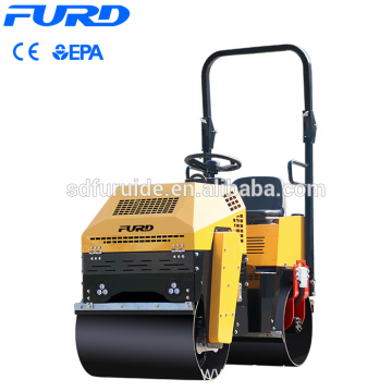Small Asphalt Road Roller Compactor for Sale Fyl-880
