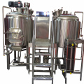 Restaurant Mini Craft Beer Brewing Equipment