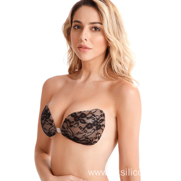 Self-Adhesive Push Up Wings Sticky Bras bralette