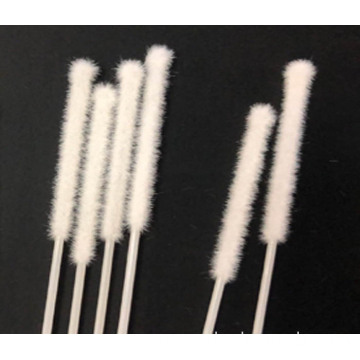 Sample Collection Flocked Swabs Flocked Polyester Swab