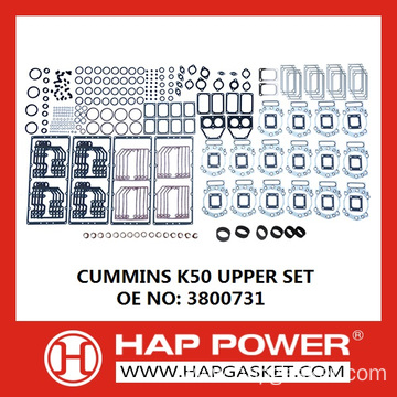 K50 Upper Gasket Set